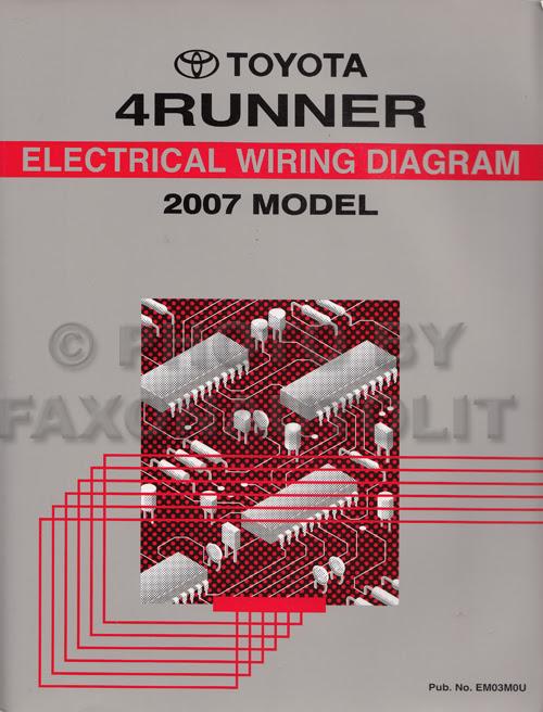 Diagram 2006 Toyota 4runner Wiring Diagram Manual Original Full Version Hd Quality Manual Original Sitexranck Disegnoegrafica It