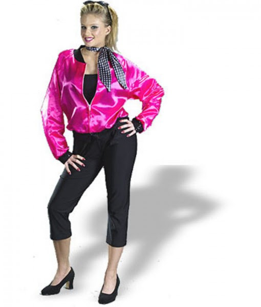 Pink Ladies Complete Adult Costume Halloween Costume Ideas 2018