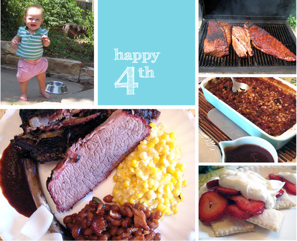 Food on the 4th