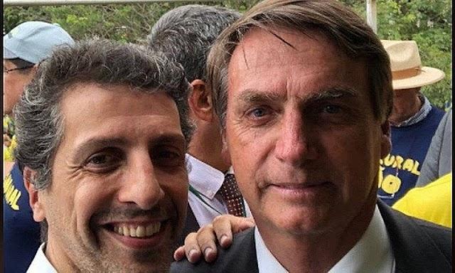 Meio Ambiente: sai Ricardo Sales, entra Joaquim Álvaro Pereira