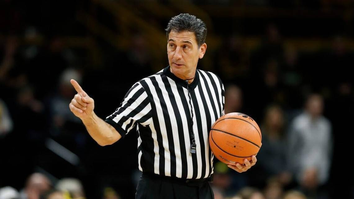 Super Bowl referee: Gene Steratore, also a college basketball official, chosen for 2018 Super