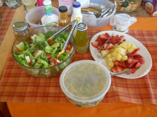 More Passover Dinner