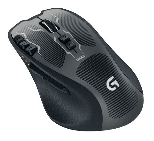 LOGICOOL 充電式ゲーミングマウス G700s