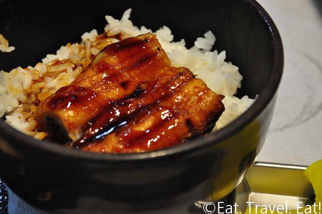 Miyabi-Tei Eel Rice