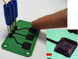Aparelhos eletrônicos personalizados feitos por impressão 3D