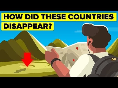 How Did Whole Countries Disappear? (Mysterious Lost Civilizations)