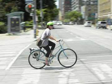 City bike plan