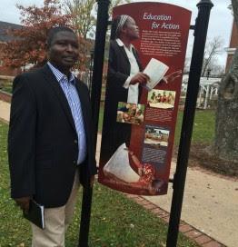 (suomi) Brother John Kennedy Omondi Oronjo