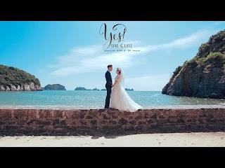 Quay phim cưới đẹp tại Hạ Long Quảng Ninh - Hieu & Ha