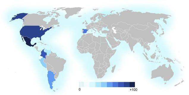 ¿Cuáles son los países con más hispanohablantes del mundo?