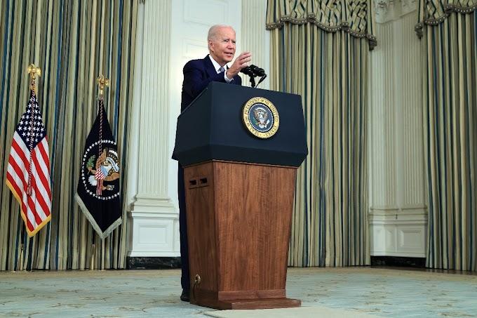 Biden escalates shutdown stare-down with hurricane aid, Afghan resettlement plea