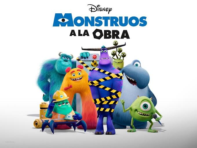 Disney+ cambia de día el estreno de 'Monstruos a la obra'