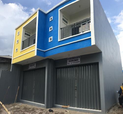 880 Gambar Rumah 2 Lantai Bawah Ruko HD Terbaru