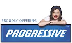 Proudly Offering Progressive