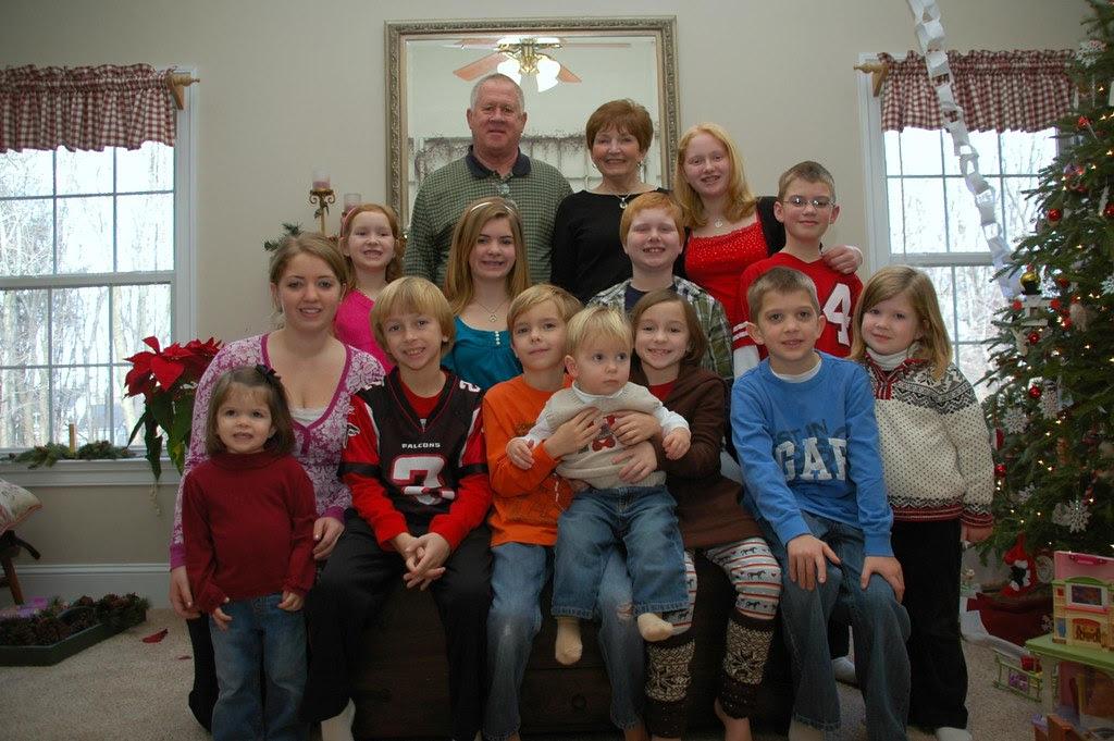 Grandmom, Pop Pop & Kids