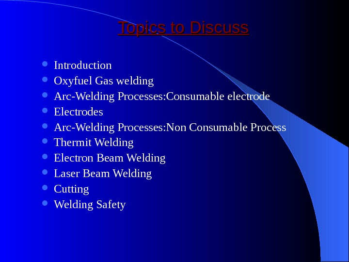 Introduction to Laser Welder introduction to laser beam welding