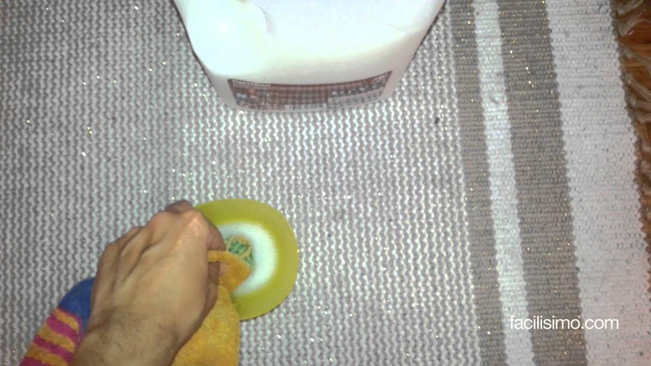 Cómo limpiar alfombras con detergente | facilisimo.com ...