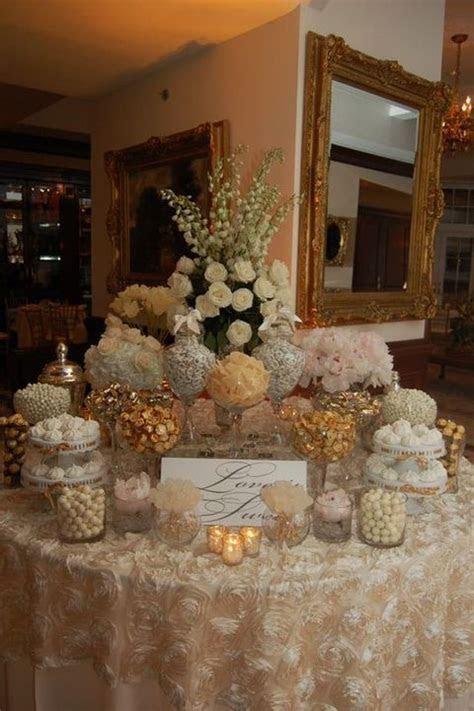 Love Is Sweet: 55 Wedding Candy Bar Ideas   HappyWedd.com