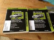 Toyota Paseo Repair Manual | eBay
