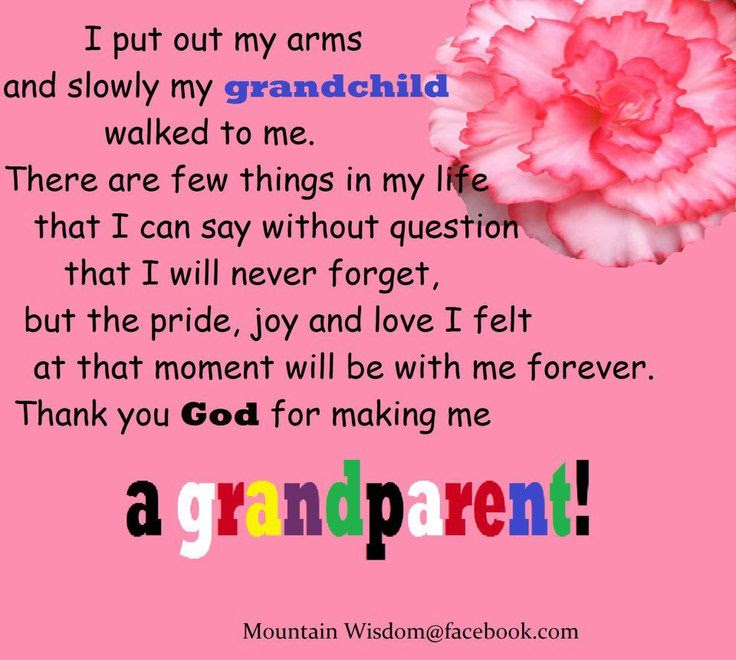 Quotes About Thanking Grandmother 11 Quotes
