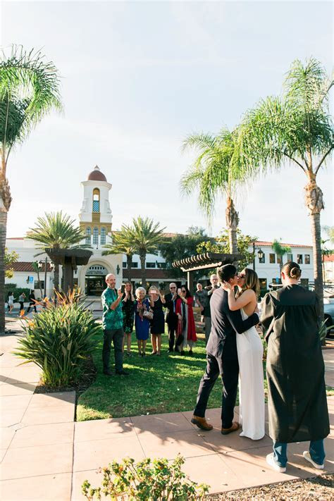 Laguna Hills Courthouse Wedding   Southern California