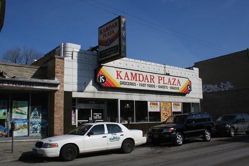 Devon Avenue - Kamdar Plaza groceries