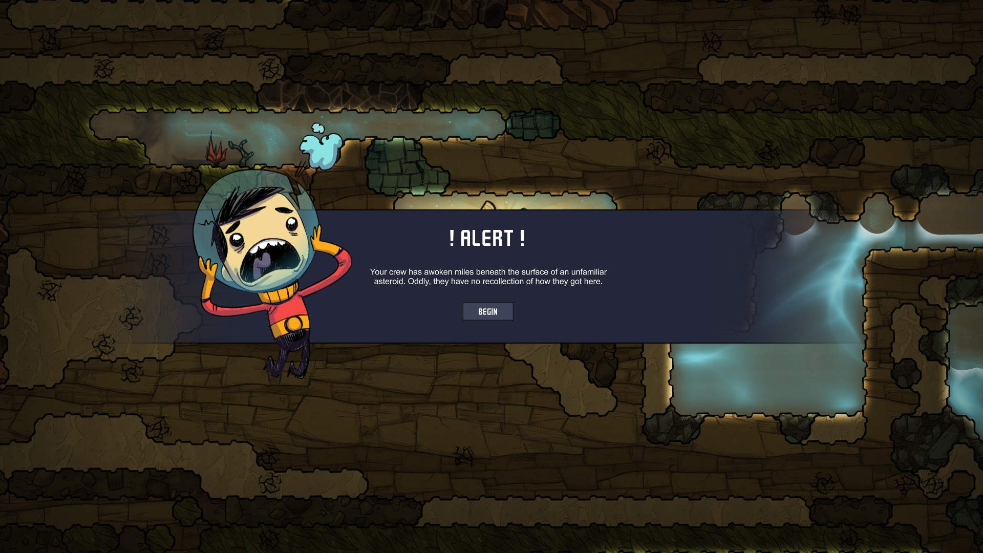 Early Access Review: Oxygen Not Included screenshot