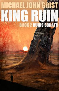 Previous cover for King Ruin