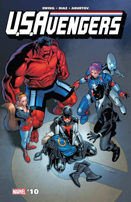 U.S.Avengers #10