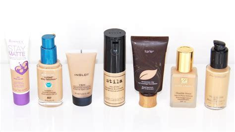 BEST FOUNDATIONS FOR OILY SKIN   NIKKIA JOY   HINTS