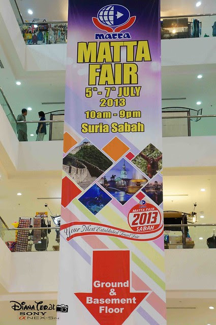 MATTA Fair Sabah 2013 01