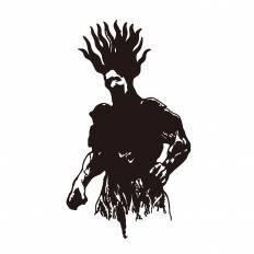 魔王シルエット イラストの無料ダウンロードサイトシルエットac