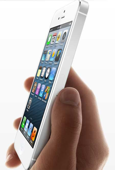 Video: What is different from the iPhone 5 from his predecessor, the iPhone 4S?