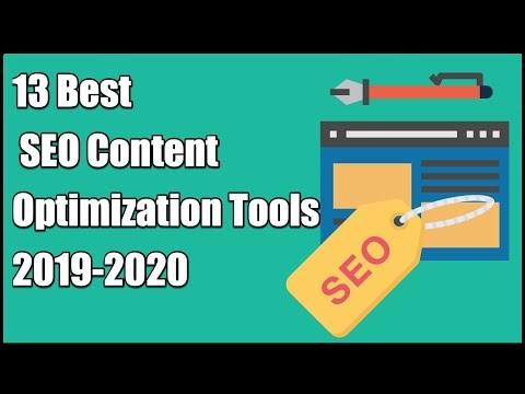 Best SEO Content Optimization Tools
