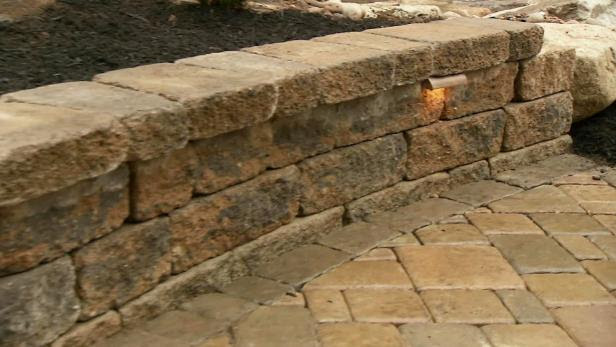 How to Build a Timber Retaining Wall   DIY