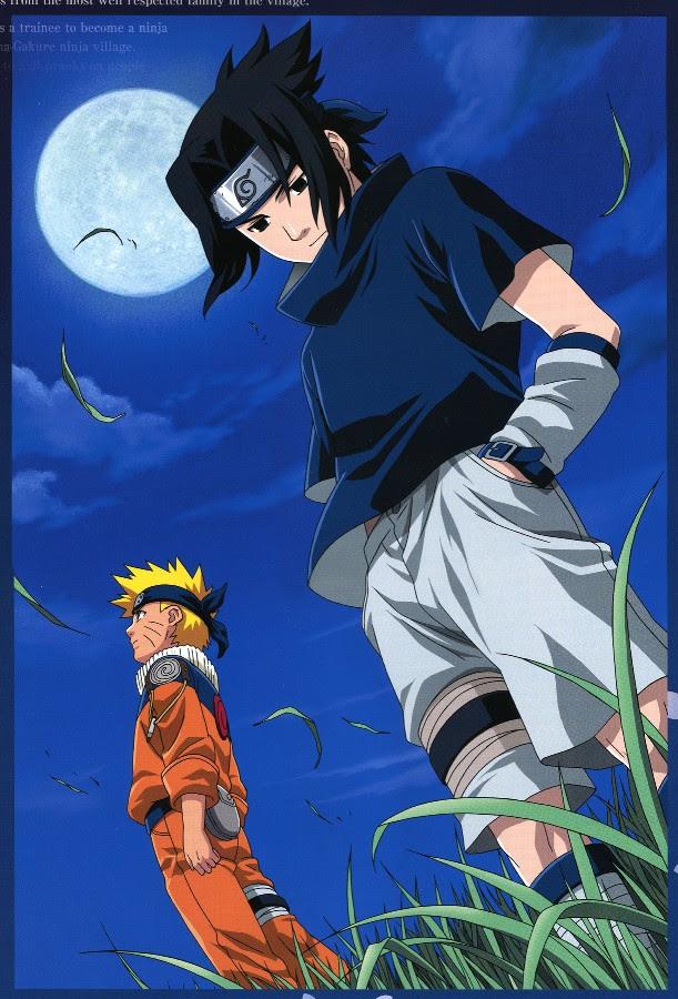 91 Gambar Naruto Emo Keren Paling Bagus
