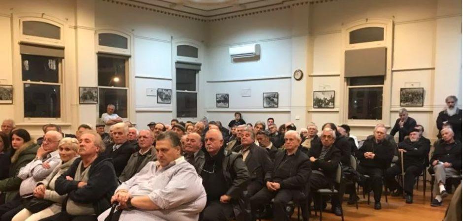 Αποτέλεσμα εικόνας για Ανεπιθύμητος ο Παυλόπουλος στην Ομογένεια της Μελβούρνης