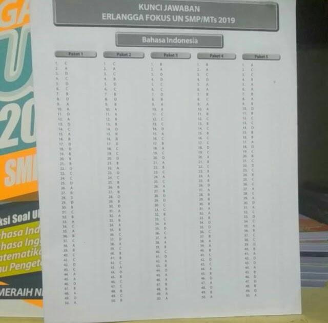 Download Buku Fokus Un Smp 2019 Pdf Guru Galeri