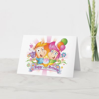 Valentine's greeting cards for friends and loved ones. Happy Birthday Cards