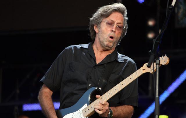 Eric Clapton tocará con los Rolling Stones en Londres