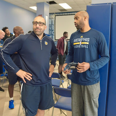 Grizzlies hire new head coach - WMC - Article - News Search