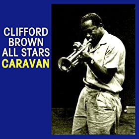 Dave Brubeck - Clifford Brown - Caravan  cover