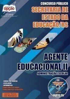 Apostila Concurso da SEDUC/RS Agente Educacional - 2014