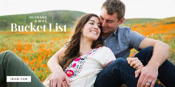 Husband And Wife Bucket List Imom
