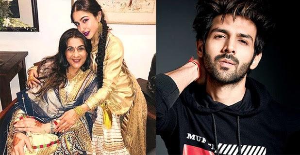 Sara's Mom Amrita Singh Gave Pretty Cool Advice On Dating With Kartik Aaryan