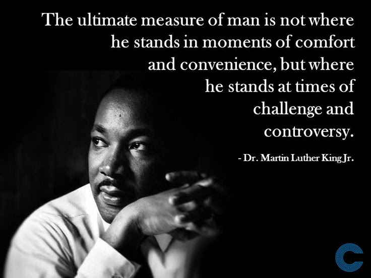 Martin Luther King Day Is The Equality Glass Half Empty Or Half