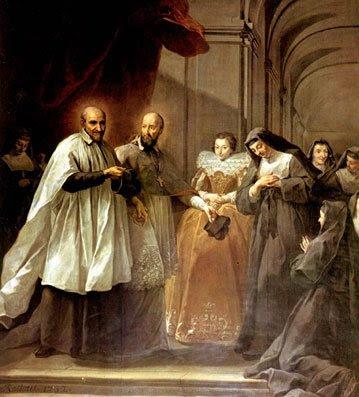Sainte Jeanne-Françoise de Chantal dans Vie de Saints sv-fr-sales-a-chantal1