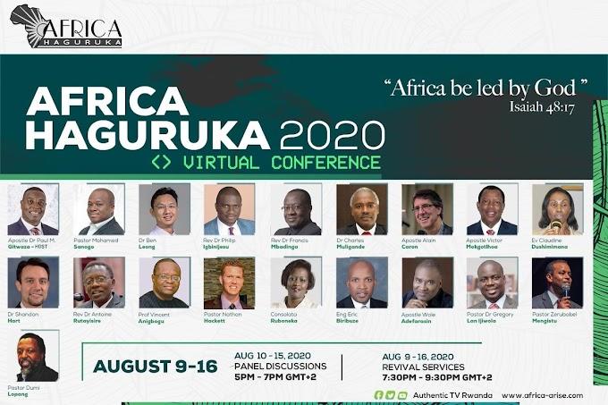 Africa Haguruka ya 21 igiye kuba hifashishijwe ikoranabuhanga - Inyarwanda.com #rwanda #RwOT