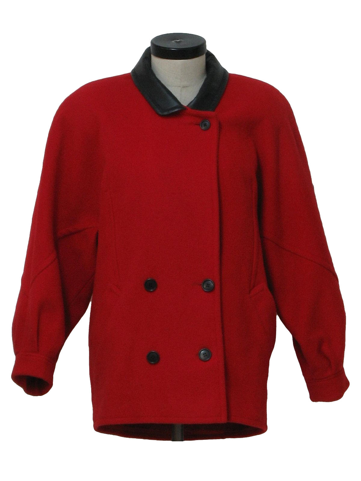 Berlin dallas womens 80s jacket with shoulder pads sims cheap