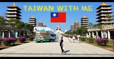 [#VLOG 14] TAIWAN WITH ME -ĂN HẾT CHỢ ĐÊM CAO HÙNG - VỀ VIỆT NAM (ENGLISH SUBTITLES)